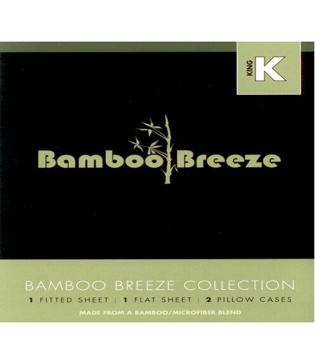 Bamboo Breeze Sheets