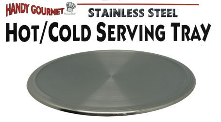 Handy Gourmet Hot/Cold Serving Tray