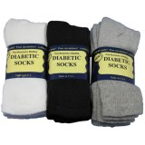 3 Pairs of Diabetic Socks (Size 10-13)