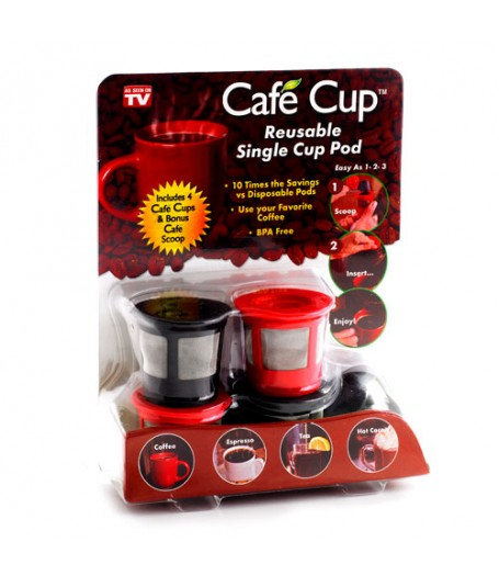 Cafe Cup